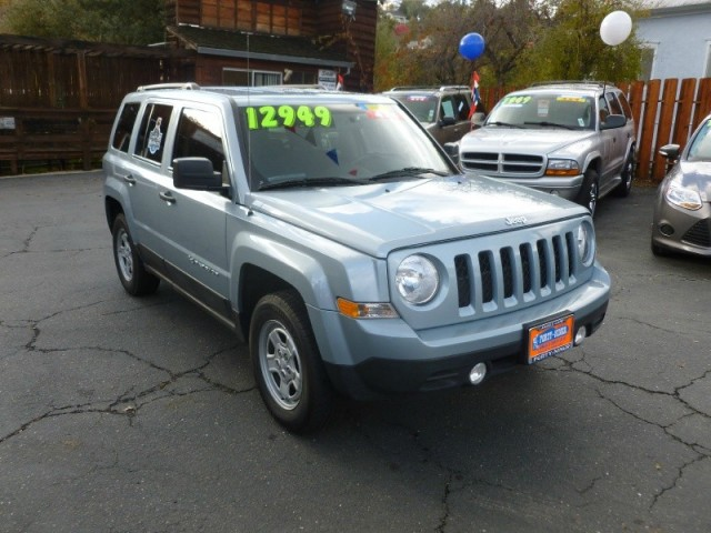 2013 Jeep Patriot ONE OWNER